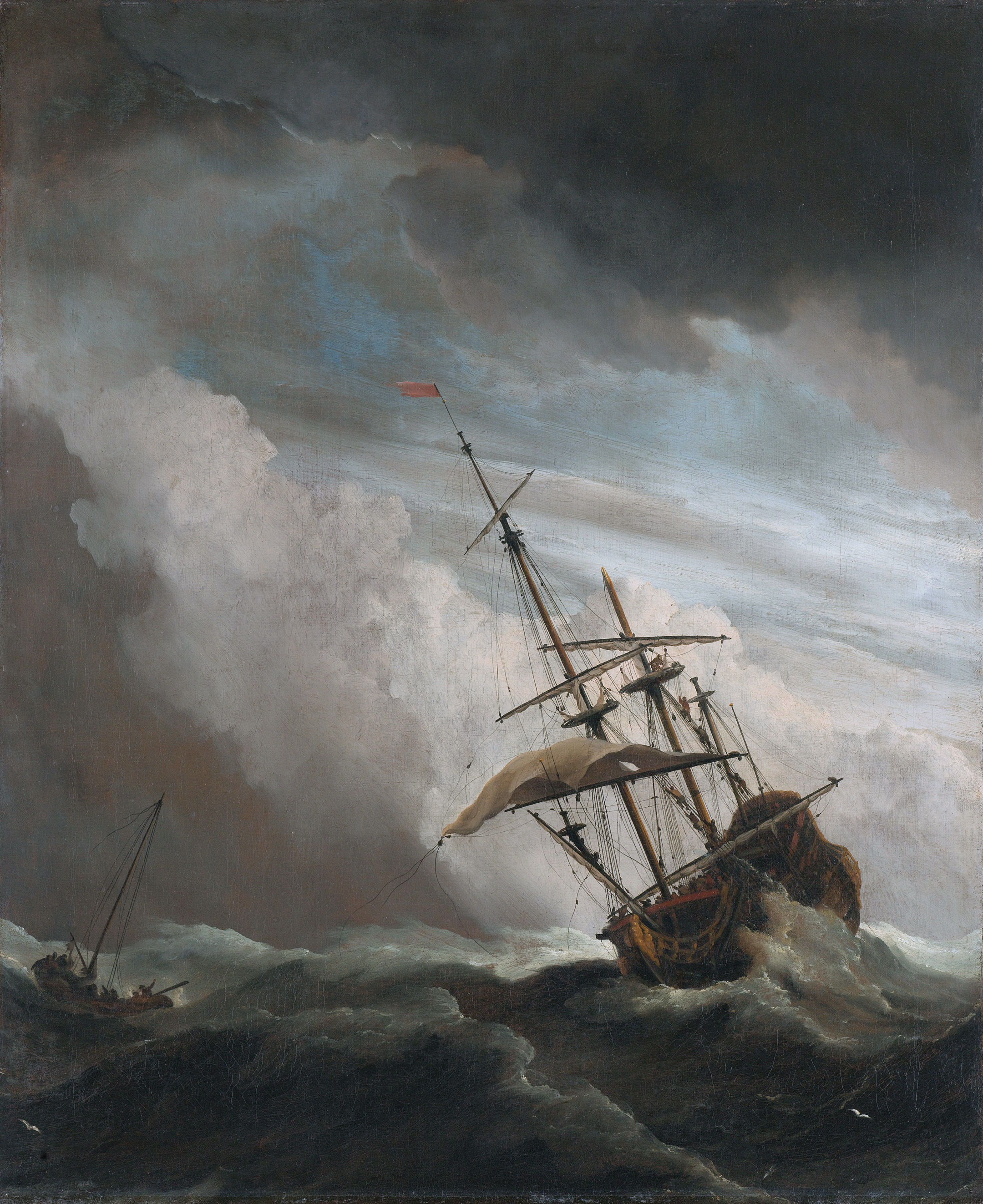 On Stormy High Seas